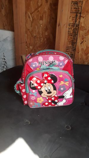 MINNIE MOUSE BACKPACK for Sale in Los Angeles, CA