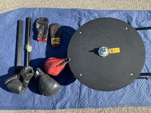 Everlast Speed bag + other exercise equipment for Sale in Burbank, CA