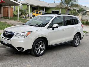 2015 Subaru Forester TOURING still under warranty for Sale in Santa Fe Springs, CA