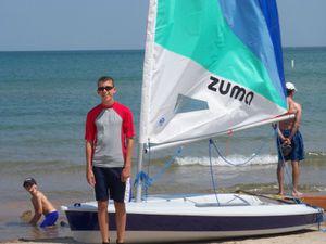 Zuma Sailboat for Sale in Northbrook, IL