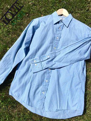 Vintage Burberry men's shirt size medium for Sale in Wenatchee, WA