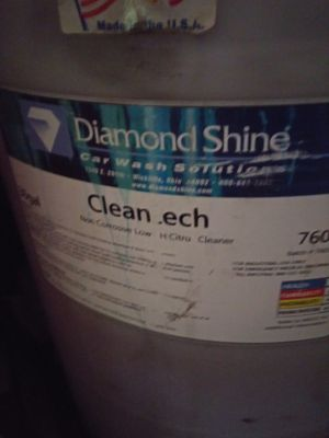 Diamond Shine carwash solutions for Sale in Placentia, CA