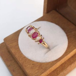 Natural Diamond and Ruby Ring for Sale in Los Angeles, CA