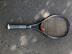 Trisys tennis racket for Sale in Purcellville, VA