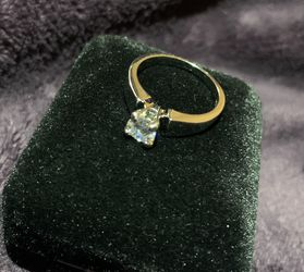Cubic Zirconia 14k White Gold Ring for Sale in Fremont,  CA