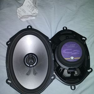 Jl audio 5x7. They will fit most fords for Sale in Houston, TX