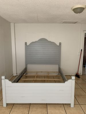 Queen bed frame for Sale in Pismo Beach, CA