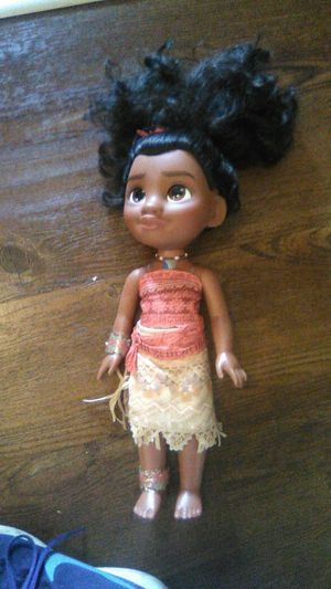 Moana doll for Sale in San Leandro, CA
