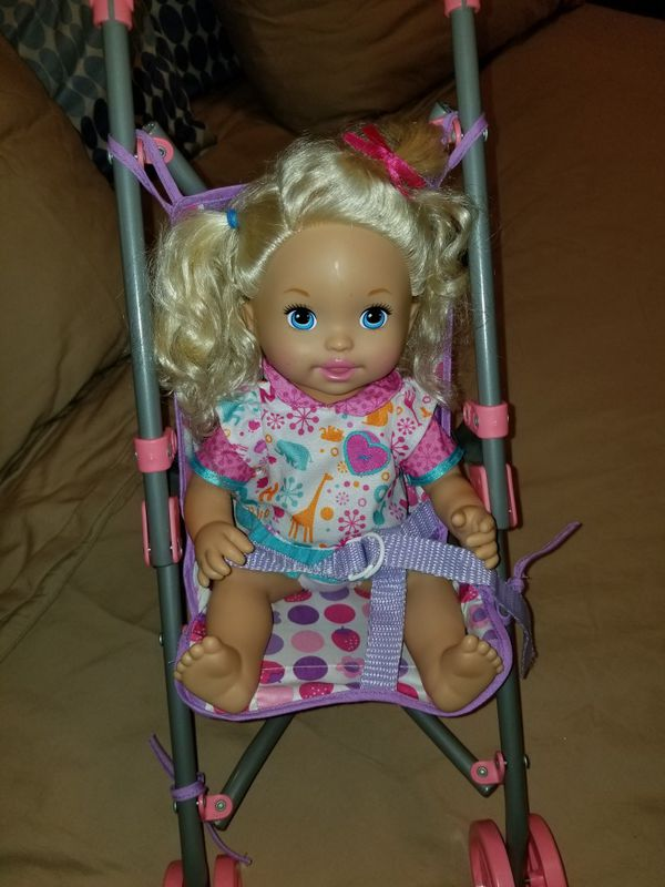 My little mommy doctor mommy doll