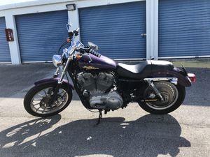 Harley Davidson 883c sportster for Sale in Jacksonville, FL