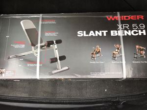 Workout bench for Sale in Santa Ana, CA