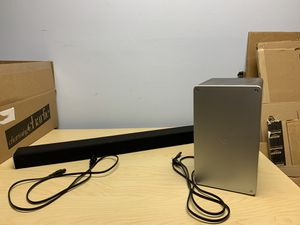 Vizio 2.1 Soundbar with Subwoofer (SB2831-D6) for Sale in Wexford, PA