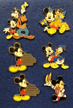 Mickey and Friends Disney Pins for Sale in Montclair, CA