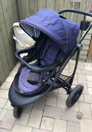 Graco Jogging Stroller AND Car seat! for Sale in Newport Beach, CA