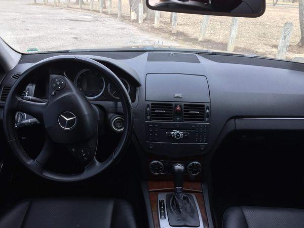 2008 Mercedes Benz c500 4matic