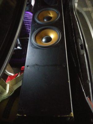Klipsch speaker for Sale in Stockton, CA