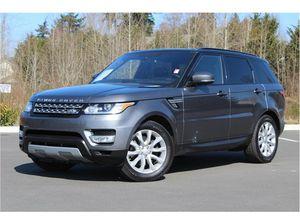 2016 Land Rover Range Rover Sport for Sale in Marysville, WA