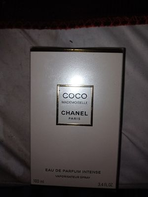 Coco mademoiselle Chanel intense perfume 3.4 oz for Sale in Commerce, CA