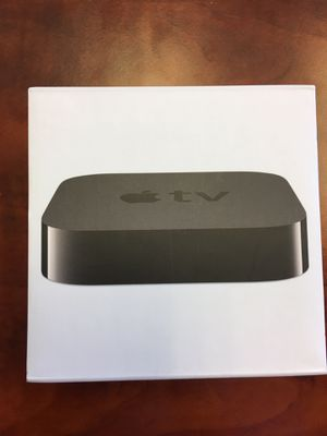 Apple TV - HDMI cable and remote included for Sale in Gig Harbor, WA
