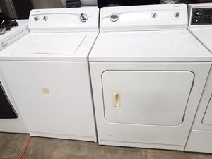 KENMORE SIDE BY SIDE WASHER W GAS DRYER CLEAN HEAVY DUTY BOTHBWORK GREAT NO ISSUES🏡WE DELIVER SAME DAY! for Sale in Dana Point, CA
