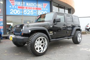 2013 Jeep Wrangler Unlimited for Sale in Seattle, WA