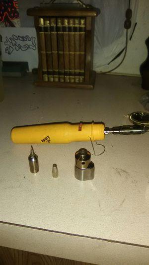 Lenek Torch/soldering iron for Sale in Mesa, AZ