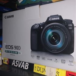 Canon 90D for Sale in Kissimmee,  FL