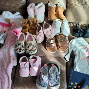 Baby Girl Clothes/Shoes for Sale in Anaheim, CA