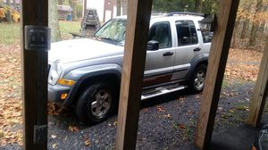 2005 JEEP LIBERTY DIESEL 4X4 for Sale in Ringtown, PA