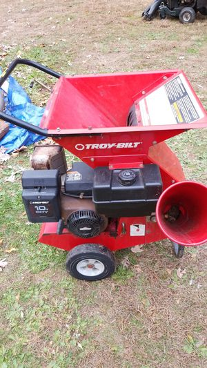 Troybilt Chipper/Shredder for Sale in Gainesville, VA