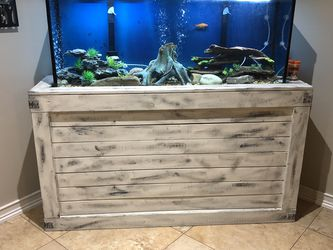 Fish Tank *trade Only For Corner Tank* for Sale in Tampa,  FL