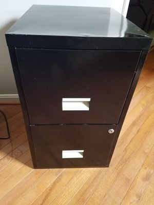 2 drawer file cabinet for Sale in Chantilly, VA