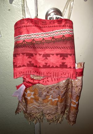 Moana costume for Sale in Perris, CA