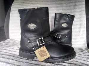 Harley Davidson men's riding boots for Sale in Raleigh, NC