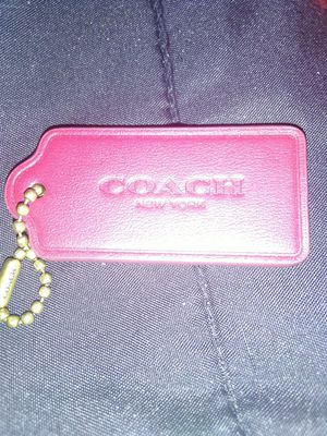 Coach purse tag for Sale in Salt Rock, WV