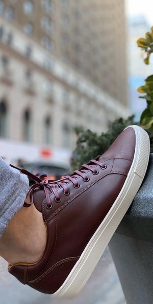 """Brand New Authentic Handcrafted """"LEO FRATTINI'S"""" Sneakers and Boots. REAL NATURAL FULL GRAIN LEATHER IN AND OUT. GET THEM IN 3 DAYS NATIONWIDE for Sale in Flower Mound, TX"""