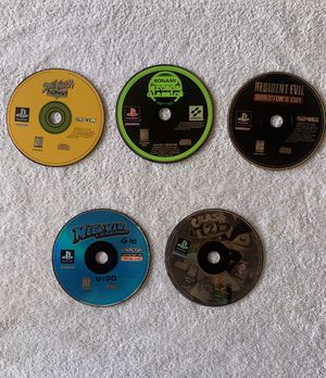 SONY   PS1   GAME   LOT for Sale in Gardena, CA