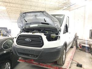 Engine transmission suspension door quarter panel seat 2017 ford transit 250 for parts parting out oem part partes for Sale in Miami, FL