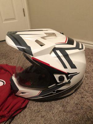 Motorcycle helmet bell dirt bike adventure for Sale in Provo, UT