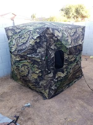 heavy-duty high-quality pop-up Hunting Blind for Sale in Glendale, AZ
