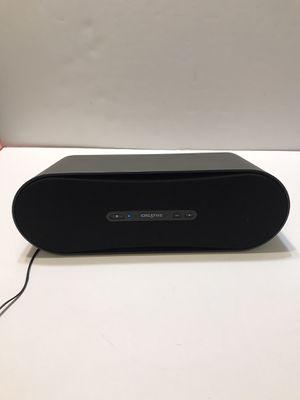 Creative Labs D100 Portable Bluetooth Speaker Black for Sale in El Cajon, CA