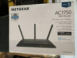 Netgear ac1760 router for Sale in Sunrise, FL