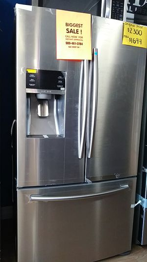 Appliances in payment!📢0-40$ DOWN! Ask 4 NATALIE 4 a DISCOUNT!🎉Visit us 908 e holt ave Pomona//1709 highland ave san Bernardino for Sale in Hesperia, CA