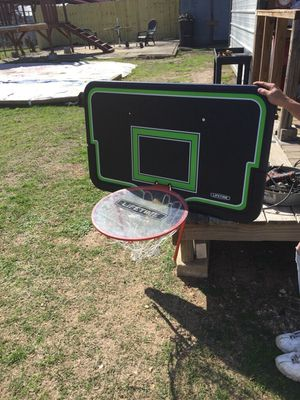 Basketball goal for Sale in Bauxite, AR