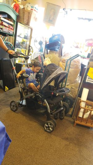 """Sit n"""" stand stroller for Sale in Dallas, TX"""