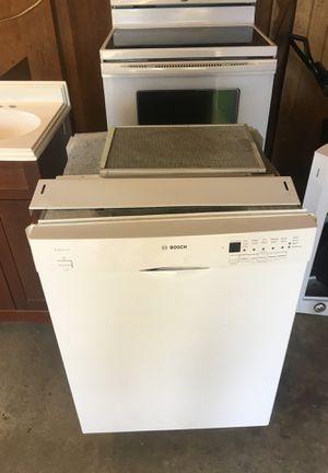 Range-oven, dishwasher, bath vanity and sink,range hood for Sale in Prescott, AZ