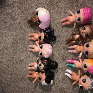lol dolls 10 dolls random for Sale in New Carrollton, MD