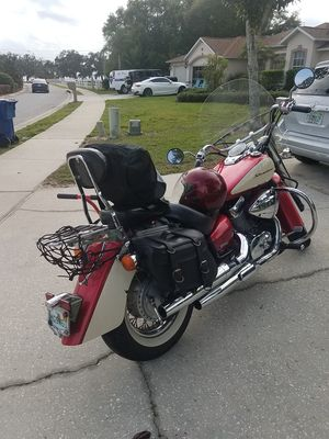 2008 Honda Shadow Motorcycle for Sale in Clermont, FL