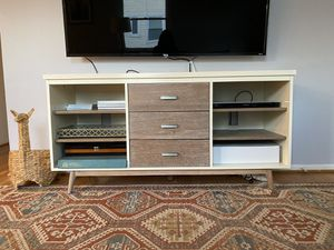Mid Century Modern Media Cabinet for Sale in Falls Church, VA