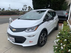 2017 Chevy Bolt EV. Premier. All electric car. AWESOME!! for Sale in San Clemente, CA